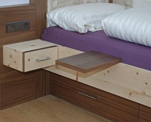 Tischlerei-Handle-Grins-Schlafzimmer